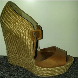 Christian Louboutin Shoes - Louboutin Espadrille Wedges 39